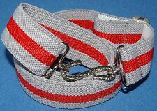 Grigio rosso adulto donna RAGAZZA Elasticizzato Serpente Cintura XL XXL XXXL 60 in (ca. 152.40 cm) C3
