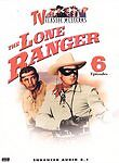 The Lone Ranger 6 Episodes TV Classic Westerns (DVD, 2004)