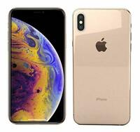 Apple iPhone XS MAX - 64GB - Gold (Verizon) A1921 (LTE CDMA GSM) - NICE