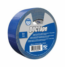 IPG  DUCTape  Duct Tape  1.88 in. W x 60 yd. L Blue