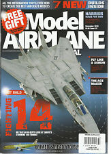 MODEL AIRPLANE INTERNATIONAL,  DECEMBER, 2016   ISSUE, 137     FLY LIKE A DEMON