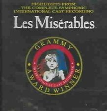 Les Miserables Symph Various Audio CD