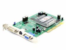 Sapphire 1024-9C13 ATI Radeon 9200 128MB DDR V / D / Vo VGA DVI TV Vídeo Gráfica