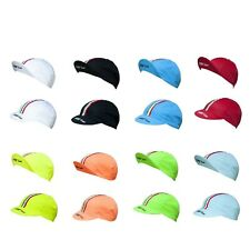 PRO' line Cappellino Ciclismo Tricolore All In One Cycling Cap One Size