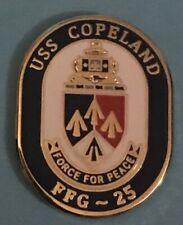 Uss Copeland Ffg-25 Lapel/Hat Pin