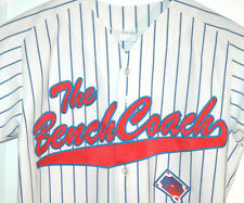 Rare THE BENCH COACH Baseball Jersey STITCHED PROMO Bat GLOVE Equipment Holder