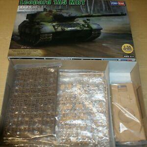 Leopard 1 A5 in 1/35 von HobbyBoss