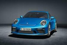 Spark 1:43 Porsche 991 GT3 Touring - miami blue