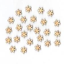 Blume Streublume 1,5cm 25Stk für Geburtstagtisch Taufe Tischdeko Scrapbooking