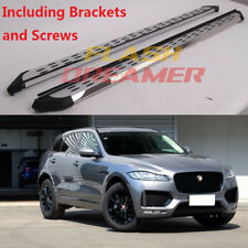 Fixed Running Board Steel Brackets Fits for F Pace F Pace 2016 2017 2018