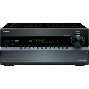 Onkyo TX-NR808 7.2 THX A/V Receiver Internet Streamer USB OSD 7x135W BiAmp #19