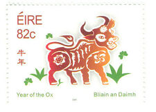 Ireland-Year of the Ox mnh-1931-Chinese New Year