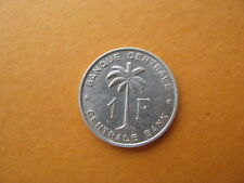 Banque centrale 1 f 1959 Congo Belge Rwanda-Urundi.TTB