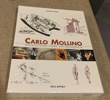 LIBRO CARLO MOLLINO ARCHITETTURA COME AUTOBIOGRAFIA 2005 FOTOGRAFIA DESIGN BRINO
