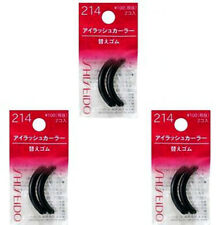 [SHISEIDO] No 214 Eyelash Curler Refill Rubber Pad (Fits Shu Uemura) 3 packs NEW