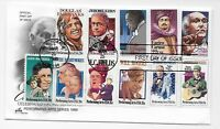 US Scott #2411, First Day Cover 3/25/89 New York COMBO Performing Arts