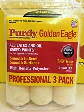 Purdy Golden Eagle 3-Pack Rollers