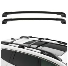 OEM 19-2020 Subaru Ascent Aero Crossbar Roof Adjustable Rack Set NEW SOA843X010