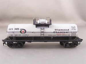 Mantua - Diamond Chemical - 40' Chemical Tank Car # 74425