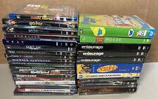 New Sealed Bulk Wholesale Lot 30 DVDs Movies TV Show Seasons A-List Titles L@@K