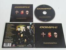 Oomph Glaube Liebe Tod (Gun 236 / sony BMG 82876 80835 2) CD Álbum Digipak