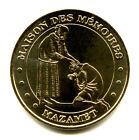 81 MAZAMET Maison des mémoires, 2008, Monnaie de Paris