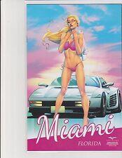 Van Helsing vs the Werewolf #1 Cover E Florida Postcard Exclusive LE250 NM Garza