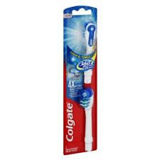 Colgate 360 Degree Whole Mouth Clean Full Head Soft Toothbrush Refill-2 ct