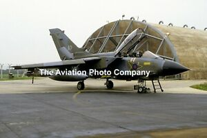 RAF 9 Squadron Panavia Tornado GR.1 ZD719/AD (1986) Photograph