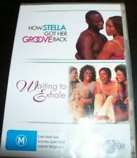 How Stella Got Her Groove Back / Waiting to Exhale - 2 of The Best R4 DVD