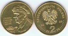 Gen. Stanislaw Maczek 2003 2 Zl Muenze Nordic Gold Bfr,
