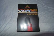 More details for dvd cunard your voyage cruise ocean liner ship