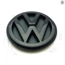 Original VW Zeichen Emblem Golf 3 MK3 Polo 6N Heckklappe schwarz NEU  1H6853630C