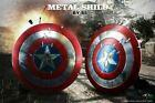 1/6 BY-ART BY-S3-8 Captain America Metal Shield Model Props For 12'' Figure Toy