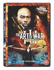 The Art Of War 3 - Retribution (DVD, 2009) New Sealed