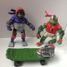 extreme sports Donatello Raphael   TEENAGE MUTANT NINJA TURTLE 2003 tmnt