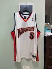 Adidas Authentic Vintage We Believe Warriors Monta Ellis NBA Pro Cut Jersey xl