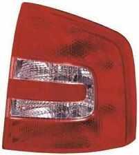 Skoda Octavia Estate Rear Light Unit Driver's Side Rear Lamp Unit 2004-2009