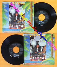 LP 45 7'' SCEBRAN Bahamas please please chiquita 1983 italy PDU no cd mc dvd