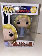 Funko Pop Disney Pinocchio Blue Fairy New