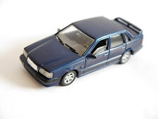 Volvo 850 T-5 in blau bleu blu blue metallic, Doorkey / EPE Holland in 1:43!