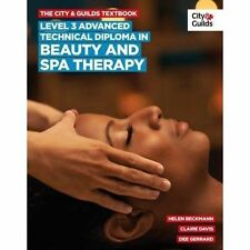 The City & Guilds Textbook: Advanced Technical Diploma in Beaut... 9780851933634