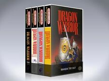 NEW custom game storage cases DRAGON WARRIOR 4-PACK NES -No Game- I II III IV
