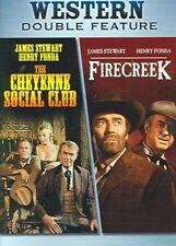 Cheyenne Social Club Fire Creek 0012569816121 DVD Region 1 P H