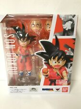 IN STOCK BANDAI S.H. Figuarts Dragonball Z Kai SON GOKOU Goku Kid Boy US SELLER!