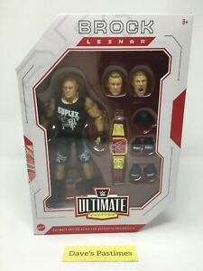 WWE Ultimate Edition Elite Brock Lesnar NEW! MINT Condition! RARE