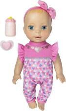 Luvabella 6047317 Newborn Blonde Hair Interactive Baby Doll