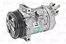 VALEO Air Conditioning A/C Compressor Fits OPEL SAAB VAUXHALL 1.9-3.2L 6854063