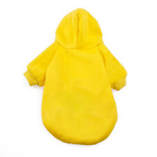 Winter Casual Pet Dog Clothes Warm Hoodie Coat Jacket Clothing For Dog