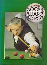 HORACE LINDRUM'S SNOOKER, BILLIARDS AND POOL HB DJ Paul Hamlyn 1974